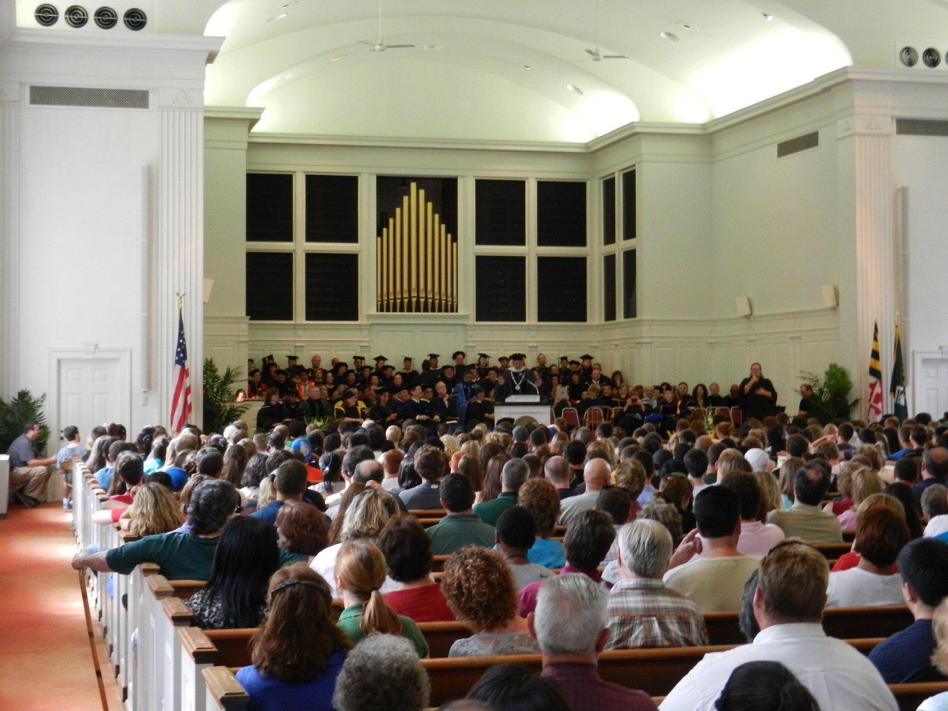 McDaniel College Backer Memorial Chapel Westminster, MD