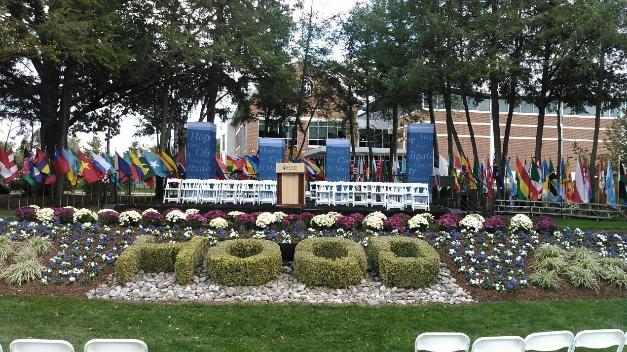 Hood College Presidential Inauguration - Frederick, MD
