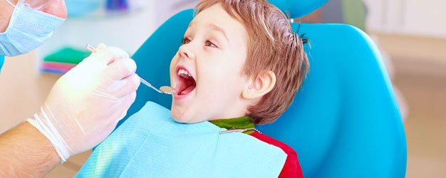 Child dental service