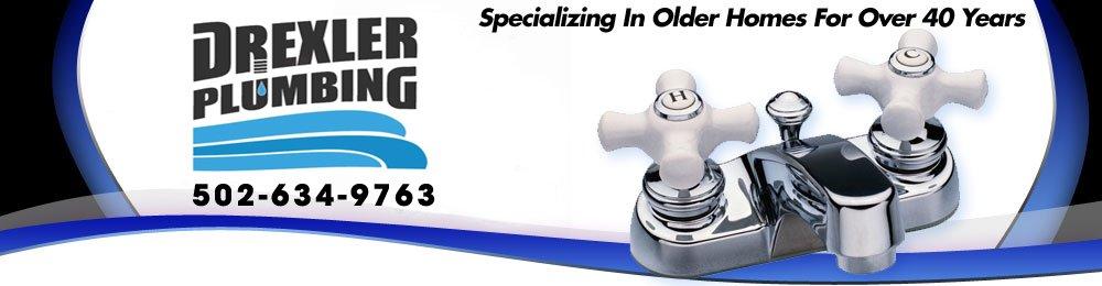Plumbing Service Louisville KY Drexler Plumbing - Tom drexler bathroom remodel
