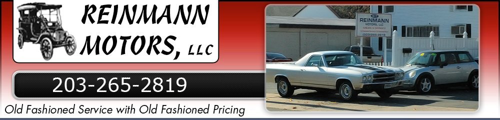 Auto Sales  - Wallingford, CT - Reinmann Motors, LLC