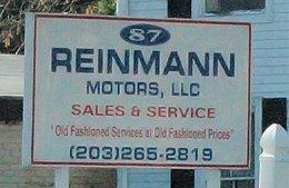 Auto Service - Wallingford, CT - Reinmann Motors, LLC
