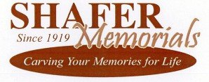 Shafer Memorials - Logo
