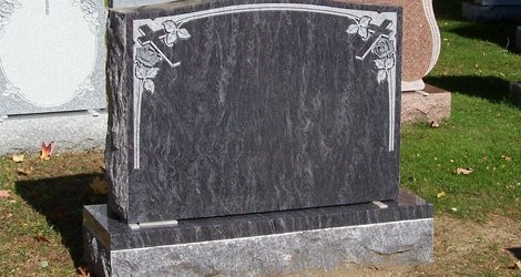 Custom grave markers | Bristol, CT | England Family Monument Co | 860-583-5309