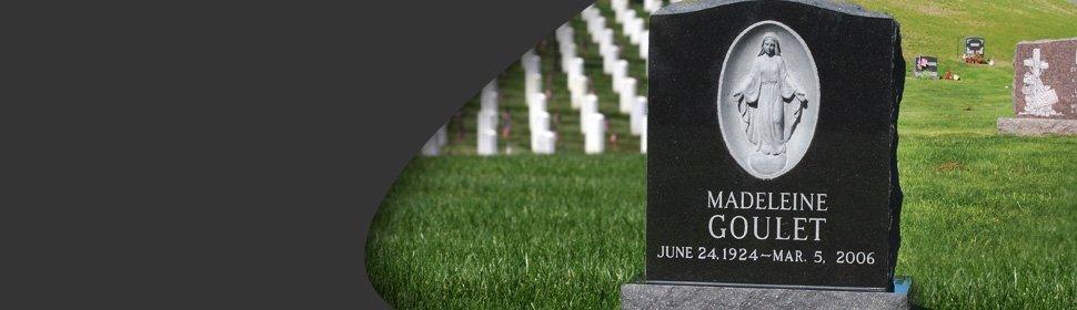 Custom gravestones | Bristol, CT | England Family Monument Co | 860-583-5309