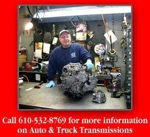 Auto & Truck Transmissions - Philadelphia, PA - Max's Transmission & Auto Repair