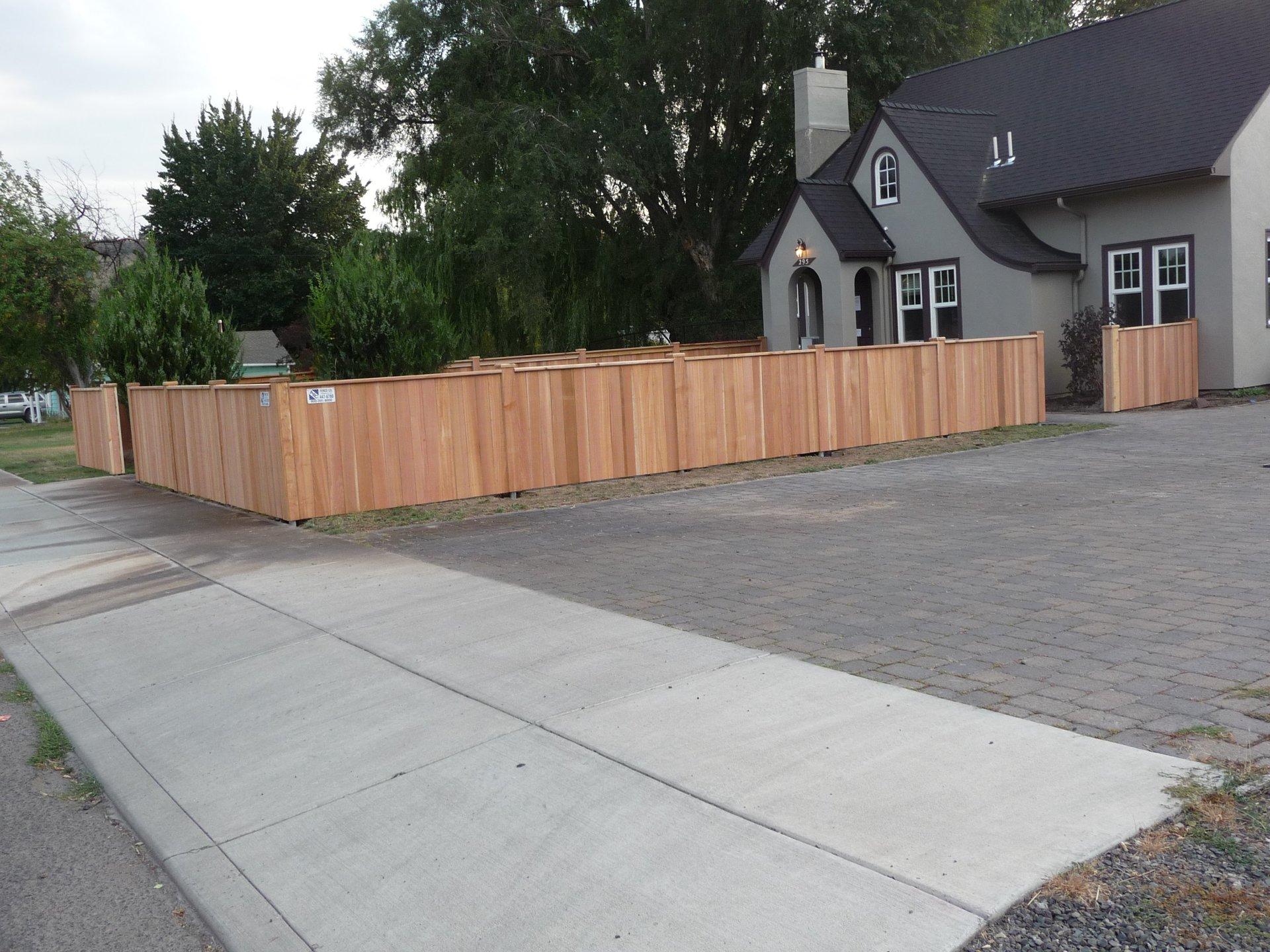 Fence Styles | Vinyl Fences | Prineville, OR