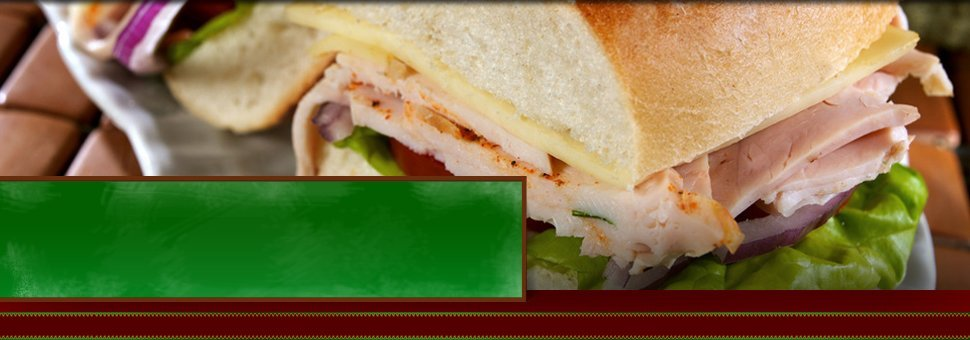 Sandwiches | Glastonbury, CT | Glastonbury Pizza House | 860-652-9900
