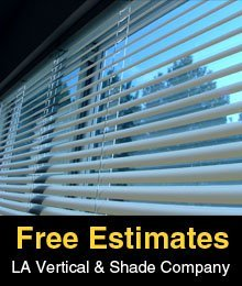 Window Blinds - North Hollywood, CA - LA Vertical & Shade Company - Window Blinds