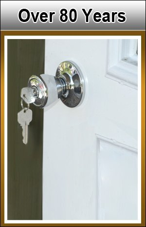 Locksmith - Jackson, MS - Butlers Locksmith Service - door key - Over 80 Years