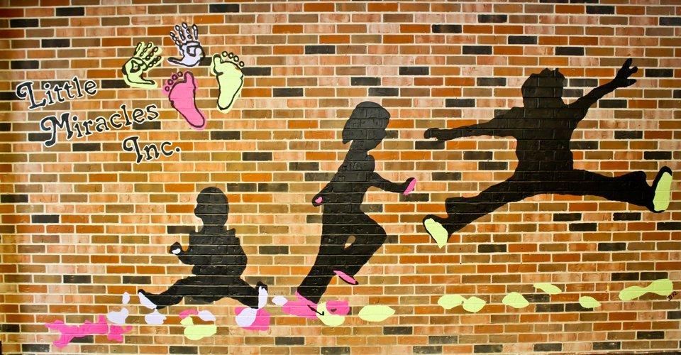 Daycare artwork