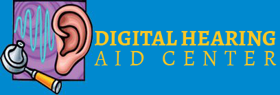 Digital Hear Aid Center logo
