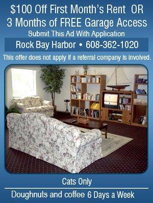 Apartments - Beloit, WI - Rock Bay Harbor