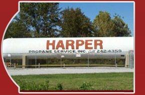 Home propane tanks   Mount Vernon, IL   Harper Propane Service Inc   618-242-4359