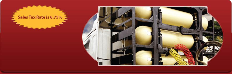 Commercial propane tanks | Mount Vernon, IL | Harper Propane Service Inc | 618-242-4359
