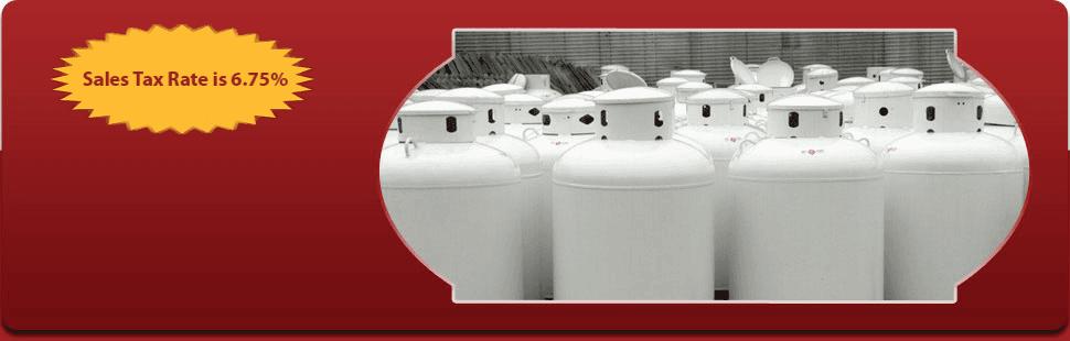 Home propane tanks | Mount Vernon, IL | Harper Propane Service Inc | 618-242-4359