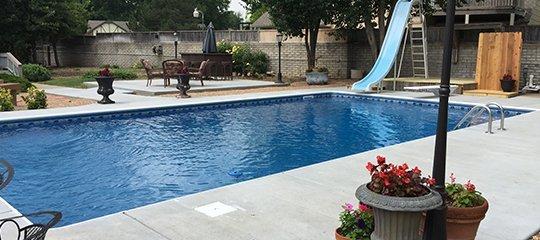 Nice pool