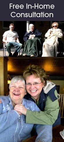 Respite Care  - Rhinelander, WI - Helping Hands Senior Homecare Services, L.L.C.