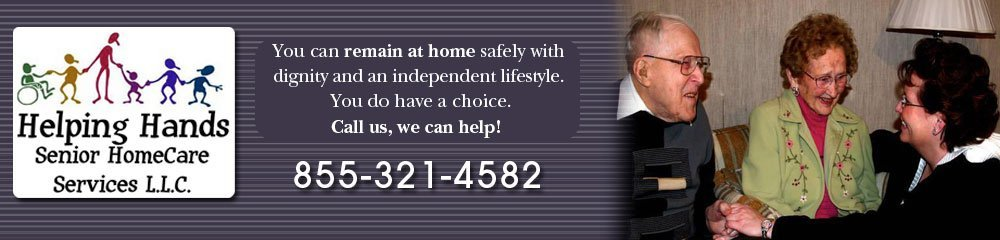Senior Citizen Home Care - Rhinelander, WI - Helping Hands Senior Homecare Services, L.L.C.