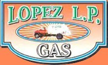 Lopez LP Gas - Logo