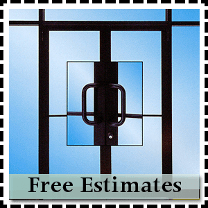 Glass - Pittsburgh, PA - Steel City Glass - glass door - Free Estimates