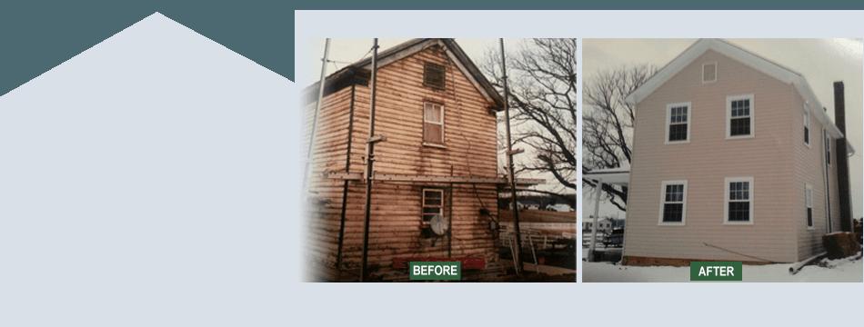 Siding repair | Winchester, VA | Cedar Ridge Contracting LLC | 540-974-5240