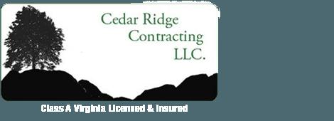 Bathroom Remodeling Winchester Va bathroom remodeling | winchester, va - cedar ridge contracting llc
