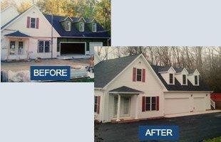 Siding repair   Winchester, VA   Cedar Ridge Contracting LLC   540-974-5240