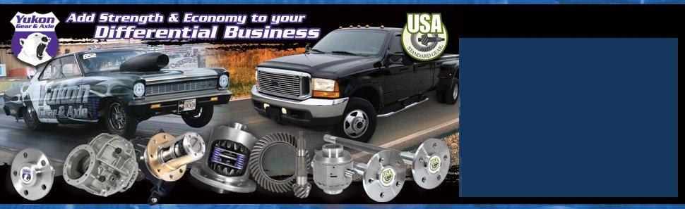 Differential Parts Store | San Antonio, TX | Nogalitos Gear Company | 210-923-4571