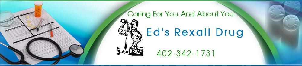 Pharmacies Omaha, NE - Ed's Rexall Drug 402-342-1731
