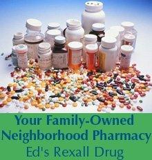 Pharmacies - Omaha, NE - Ed's Rexall Drug
