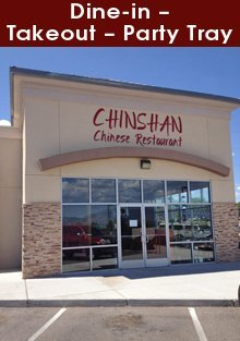 Chinese Cuisine - Albuquerque, NM - Chinshan Chinese Restaurant