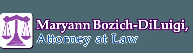 Bozich-DiLuigi Maryann Logo