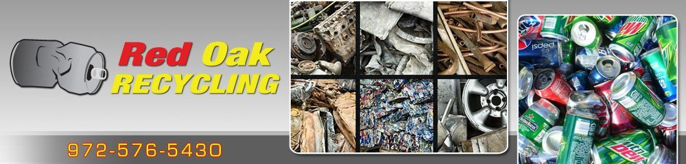 Recycling Center - Red Oak, TX - Red Oak Recycling
