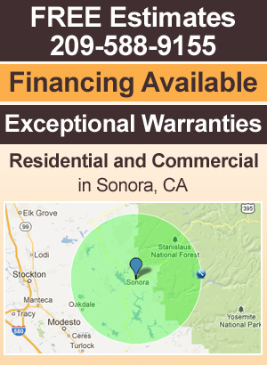 Shingles - Sonora, CA - Robinson Roofing