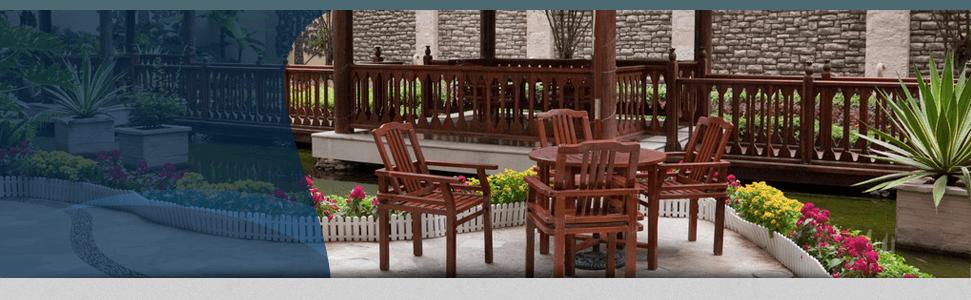 Maintenance Tips Houston TX Vasquez Spray Deck - Concrete dining table maintenance