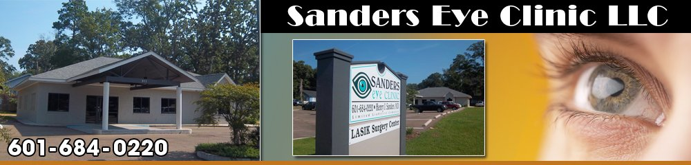 Eye Care Clinic - McComb, MS - Sanders Eye Clinic LLC
