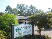 Eye Surgeon - McComb, MS - Sanders Eye Clinic LLC