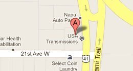 USA Transmission and Complete Car Care Center - 2010 First Street W.  Bradenton, FL 34208