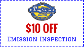 Coupon | Singleton's Tire & Service