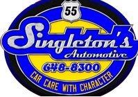 SINGLETONS AUTOMOTIVE LLC