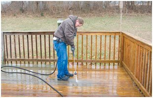 Deck Restoration | Colorado Springs, CO | Absolute Best Painting Inc | 7194941592