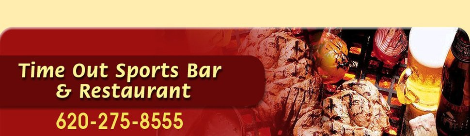Time Out Sports Bar & Restaurant - Garden City, KS 67846