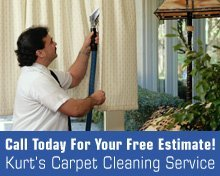 Upholstery Cleaning - Oakland County, MI - Kurt's Carpet Cleaning Service