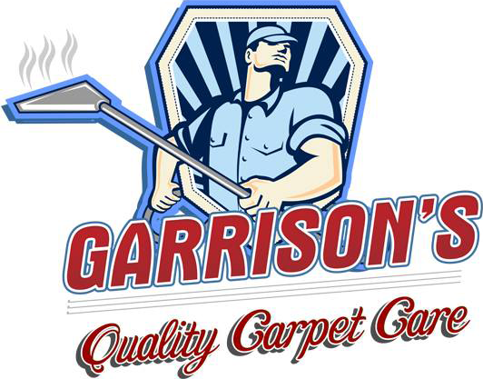 Garrison's Quality Carpet Care - Logo