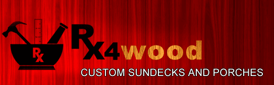 Decks | Stafford, VA | Rx4wood | 703-898-9980