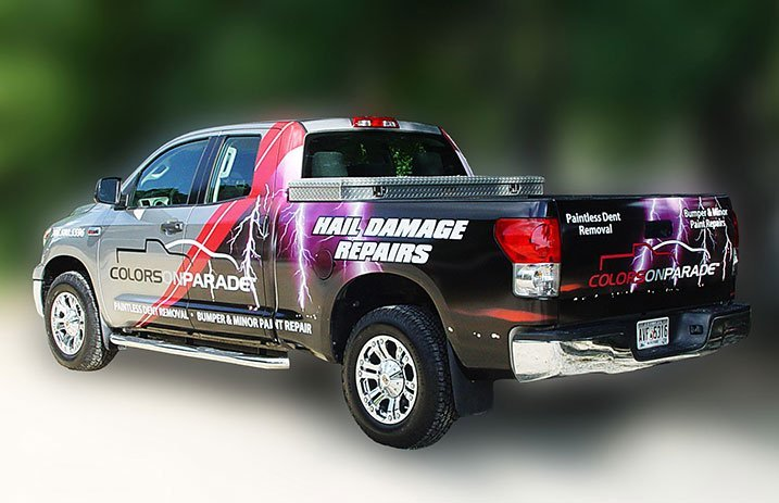 Vehicle Wrapping Services