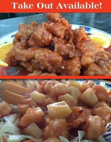 Chinese Cuisine - Truckee, CA - Wong's Garden Restaurant