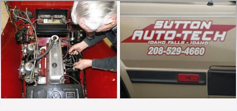 Car repair shops, general | Idaho Falls, ID | Sutton Auto-Tech | 208-529-4660