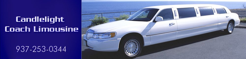 Limousine Kettering,OH - Candlelight Coach Limousine 937-253-0344
